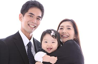記念写真(夫婦・親子・家族)