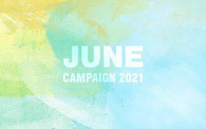 撮影プラン料金半額・6月のキャンペーン(プロフィール写真・宣材写真・オーディション用写真)