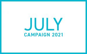 2021年7月の撮影キャンペーン