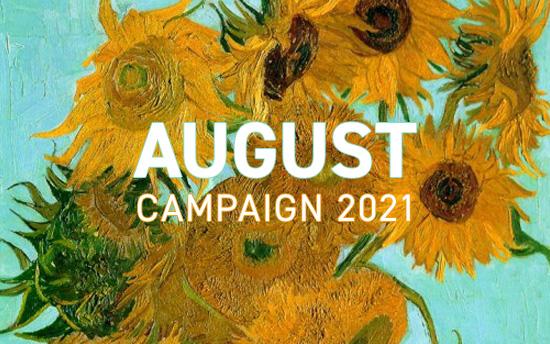 8月の撮影半額キャンペーン
