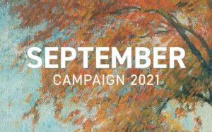 9月の撮影プラン50%OFFキャンペーン(各種プロフィール写真、宣材・オーディション写真)午前と16:00以降がお得!